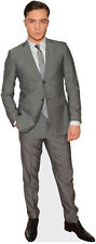 Ed Westwick Cardboard Cutout (life size and mini size). Standee. Stand Up.