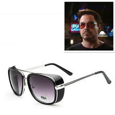 Cool Downey Men Women Driving Aviator Sunglasses Mirror Goggles eyewear glasses