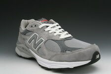 New Balance 990 Mens Running Sneakers in Grey/Silver M990GL3
