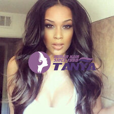 Sexy Long Body Wave 100% Brazilian Remy Human Hair Full Lace/Front Lace Wigs