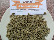 Pure Authentic Unroasted ARABICA Wild Civet Green Coffee Beans - 800 grams