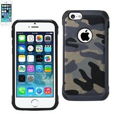 For Apple iPhone 5 5s, Camo Combat Camouflage Army Hybrid Shockproof Case Cover