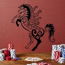 PRANCING PONY decorative wall decals kids bedroom nursery wall decal