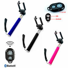 MONOPOD BLUETOOTH MANDO SELFIE PALO EXTENSIBLE SAMSUNG IPHONE SONY GOPRO TRIPODE