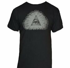 All Seeing Eye of Providence T-Shirt-Funny Humorous Novelty Shirt-NEW-S-XXXL