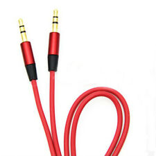 3.5 mm Jack Male to Male Aux Extension Audio Stereo Cable Cord For iPhone iPod