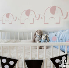 Elephant stencil for kids nursery wall decor reusable painting Ideal Stencils
