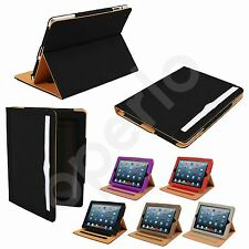 Funda de piel CONFERENCE Smart Case Cover Ultra Fina Apple iPad 2/3/4