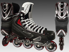 New!! Bauer Vapor X50R Roller Hockey Skates - Sr, Jr