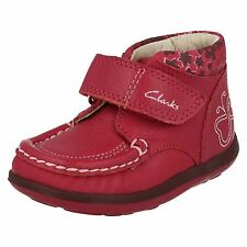 Clarks Girls Butterfly Boots Alana Fay