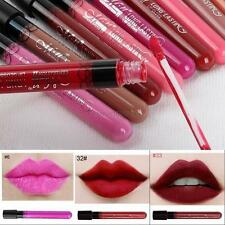 Beauty Makeup Waterproof Liquid Lip Gloss Matte Lipstick Lip Pen Long Lasting