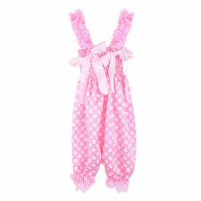 Cute Soft Jumpsuit New Born Baby Toddler One Piece Outfits Romper Suit Playsuit