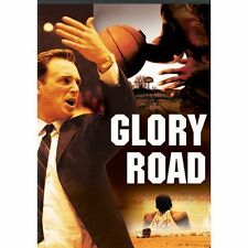Glory Road (New Sealed DVD, 2006, Based on a true story)