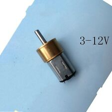 1pcs GA14-N20 DC3V~12V Geared motors Dust Motor With protective cover