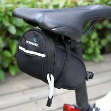 New Bicycle Saddle Bag Bike Cycling Outdoor Pouch Back Tail Rear Seat Storage