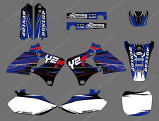 DECALS GRAPHICS BACKGROUNDS FOR YAMAHA YZ250F YZ400F YZ426F 1998 99 00 01 2002