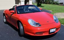 Porsche : Boxster Convertible Roadster 2 Door