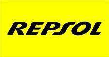 290 mm - REPSOL - decal sticker on car - HIGH QUALITY - #SI-