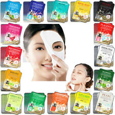 Facial Skin Care Face Mask Sheet Pack Essence Collagen Moisture Korea Cosmetics