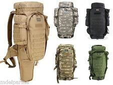 US Stock! 911 Tactical Backpack/Rifle Bag Military Style Molle Hunting 5 colors