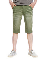 """Stitch's Mens Casual Cargo Shorts Sports Soft Cotton Trousers Pants Waist 29-38"""""""