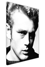 ICONIC JAMES DEAN POSTER PRINTS FRAMED CANVAS WALL ART PICTURES HOME DECO LEGEND