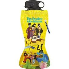 Vandor 64110 The Beatles Yellow Submarine 710ml Collapsible Water Bottle, Multic