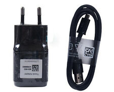 Black Genuine LG G3 Travel Charger Adapter For LG G3 G2 Nexus 5 + Original Cable