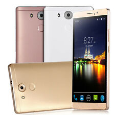 Quad Core 5.5''Smartphone Android 4.4 Unlocked 2Sim GPS/3G Cellphone T-Mobile