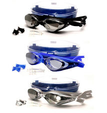 Adult Non-Fogging Anti UV Swimming Goggles UV Protection Waterproof Swim Glasses