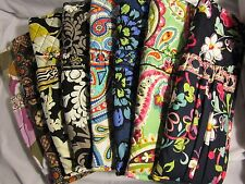 NWT Vera Bradley Straighten Up and Curl Straightener & Curling Iron Cover Choice