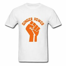 Ginger Power Fist Men's T-Shirt