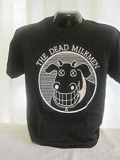Dead Milkmen T-Shirt Tee Punk Rock Music Band Apparel Philadelphia PA New 07