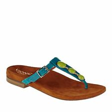 Vionic with Orthaheel Technology Jada T-Strap Sandals