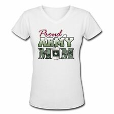 Spreadshirt Proud Army Mom Women's T-Shirt
