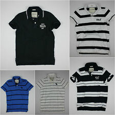 NWT ABERCROMBIE KIDS BOYS CLASSIC POLO SHIRT SIZES L , XL