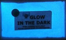 Glow in the Dark Pigment Powder in BRIGHT SKY BLUE GLOW colour from UK SELLER