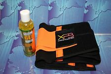 ORANGE Xtreme Power Belt, + GEL PINA,Thermo shaper,slimming shapers tecnomed