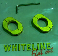 Whiteline Alloy Swaybar Lateral Lock Kit 25, 26, 27mm KLL127