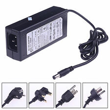 AU US EU UK Power Supply Adapter AC100-240V To DC12V 6A 72W For 5050 Led strip