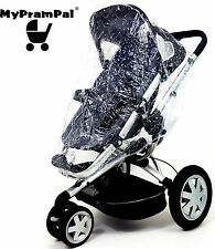 My Pram Pal® Universal Raincover To Fit For Silver cross Ventilated 142 Quality