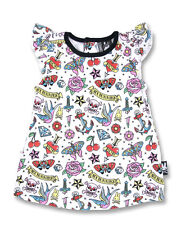 SIX BUNNIES Carino FLASH baby dress TATTOO Alternative Goth Punk Rock Metal BABY