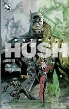 BATMAN: HUSH TPB JIM LEE