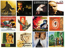 Huge laminated choice of CLASSIC MOVIES A4 Posters   Photo Print Film Cinema Art
