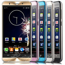 "5.0"" 3G Unlocked AT&T T-mobile Cell Phone Smartphone GSM GPS Straight Talk WIFI"