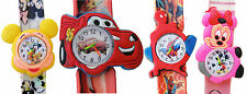 Kids Cartoon Dial Digital Wrist Watch Children Watch Best Gift Child Boy Girl
