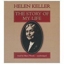 [CD] Helen Keller The Story of My Life read by Mary Woods - unabridged