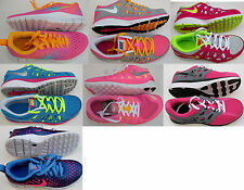 New Nike Dual Fusion Run 2,Free Express,Free 5.0 GS Big Girl Running Shoes Pck 1