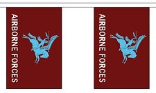 Pegasus Airborne Forces Party Pack Decorations Flag Bunting Table Display Flags