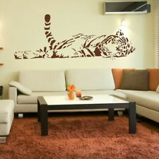 Tigre du Bengale Big Cat Wall Sticker / décoration intérieure Lage Big Cat transfert CA27